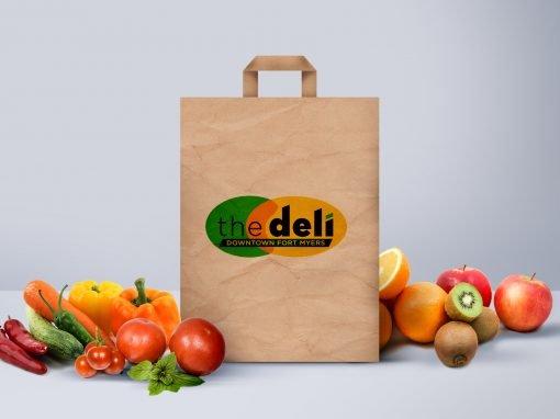 The Deli Logo